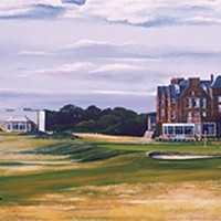 Royal Troon Icon