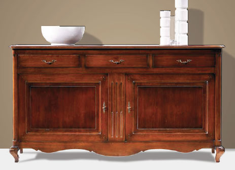 dark cherry sideboard john dick son