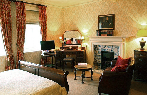John Dick and Son JDS-case-study-Knockinaam Knockinaam Lodge - Quality Furnishings and Attention to Detail