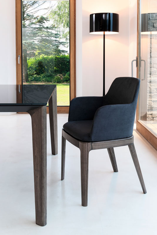 Margot Chair by Bontempi