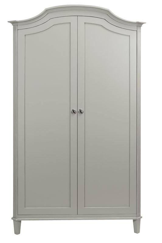 Elegance 2 Door Arched Top Wardrobe