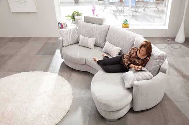 Afrika Sofa by Fama