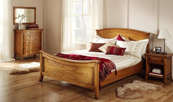 Ocaso Ash Bed Frame