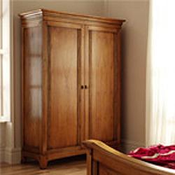 Ocaso Ash 2 Door Wardrobe