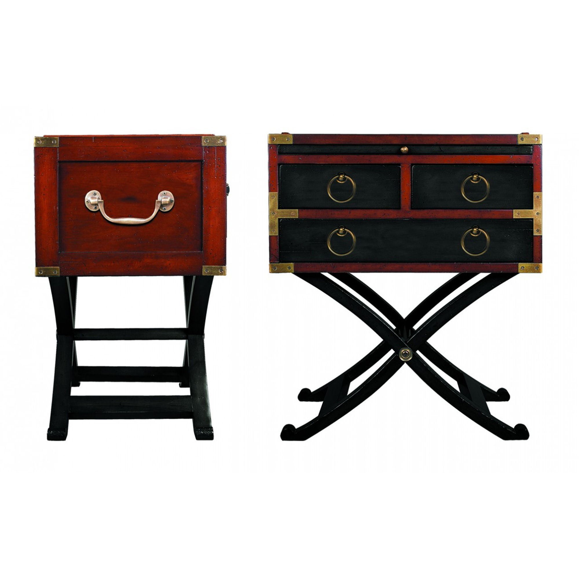 Bombay Box Side Table John Dick & Son