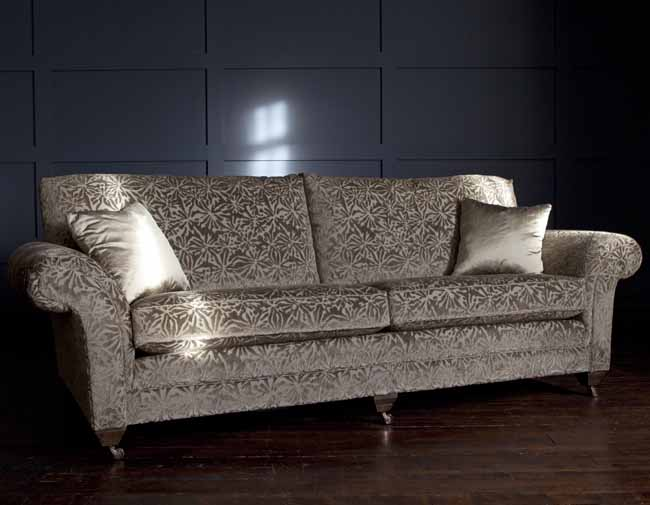 Bronte sofa by john sankey john dick son for Couch bronte sofa