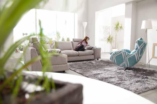 Calisto Corner Sofa by Fama
