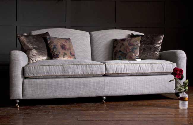 Elgar Sofa by John Sankey