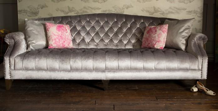 Fairbanks Kingsize Lounger Sofa by John Sankey