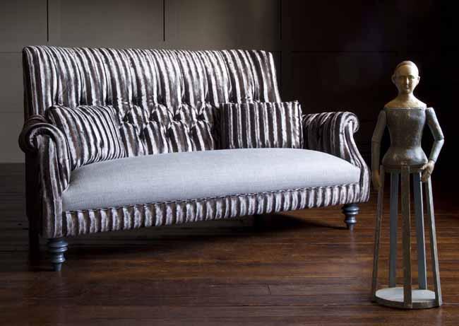 Holkham Sofa by John Sankey