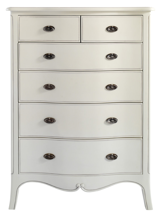 Isobel Six Drawer Chest of Drawers