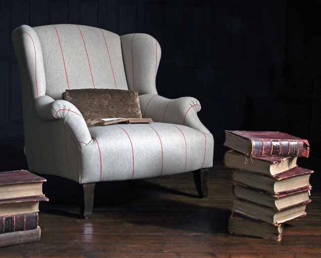 Moliere Chair by John Sankey