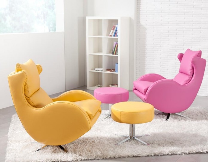 Lenny Chair from Fama