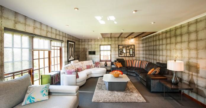 Fama sofa arrangement, John Dick & Son
