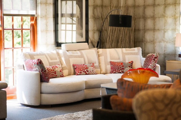 Glasgow Furniture Showroom Sofa Display