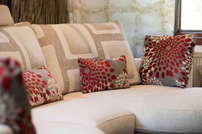 Fama Sofa Range on Display at our Showroom