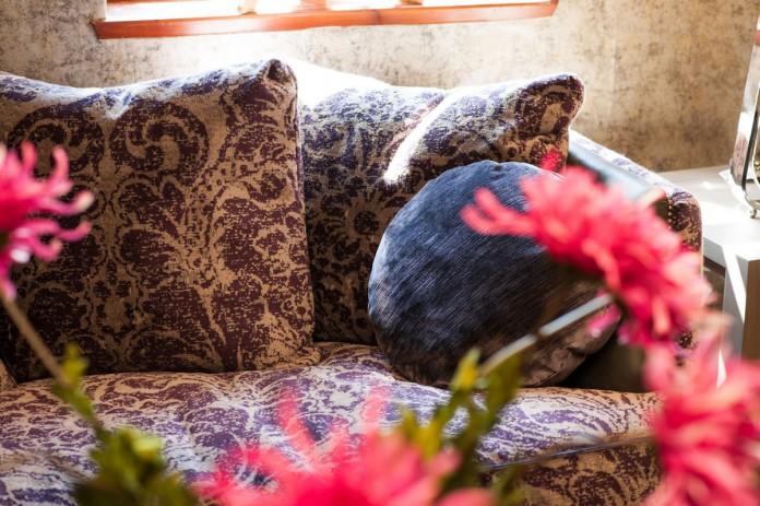 John Sankey Sofa in our Furniture Showroom Glasgow