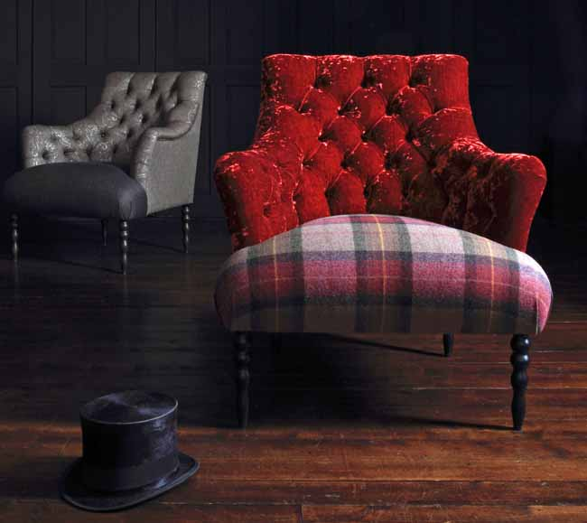 Milliner Chair by John Sankey