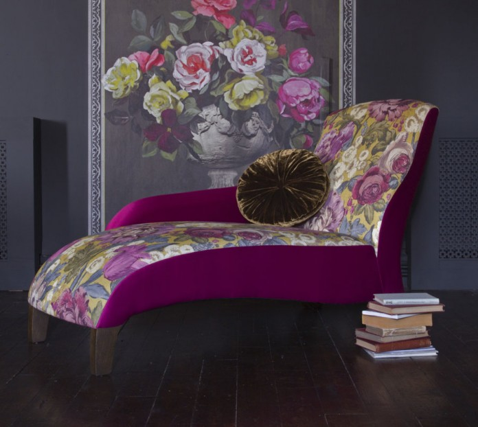 Muse Chaise from John Sankey