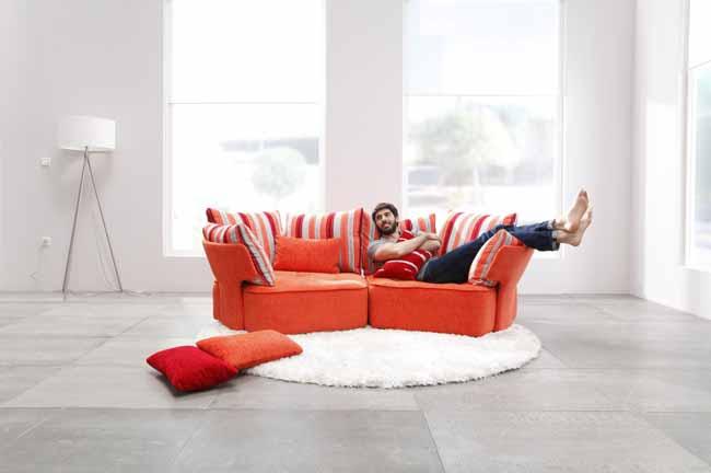My Nexus Sofa from Fama