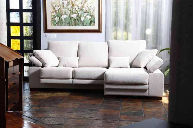 Nimbo Sofa Chaise by Fama