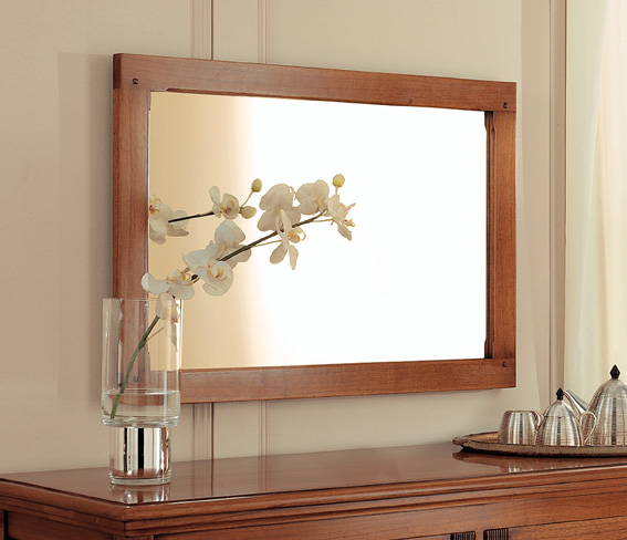 Ocaso Ash Wall Mirror | John Dick & Son Glasgow