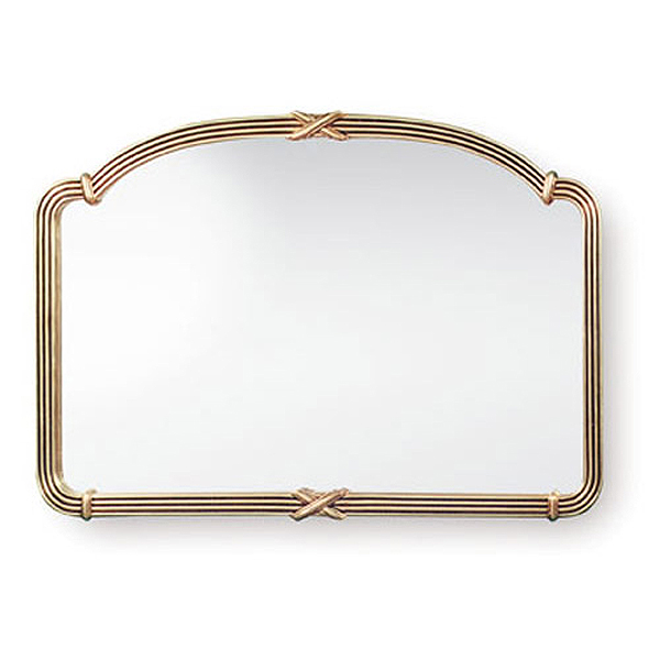 Gilt Overmantle Mirror