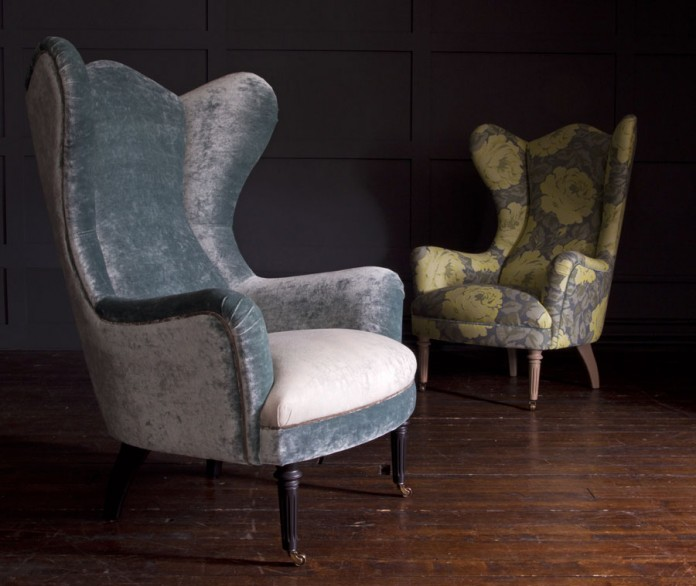 Rickman Chairs from John Sankey