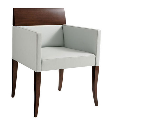 Cube Contrast Dining Chair