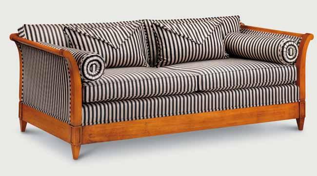 Verona sofa from Artistic upholstery