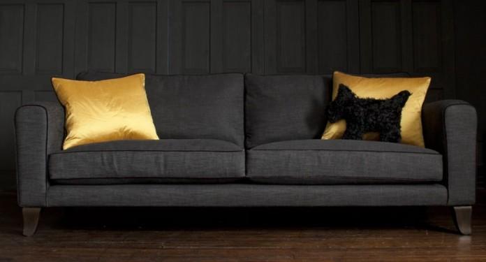 Voltaire sofa from John Sankey