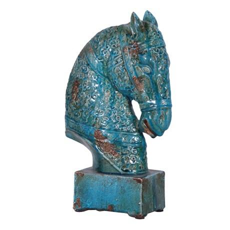 Horse Head Decoration