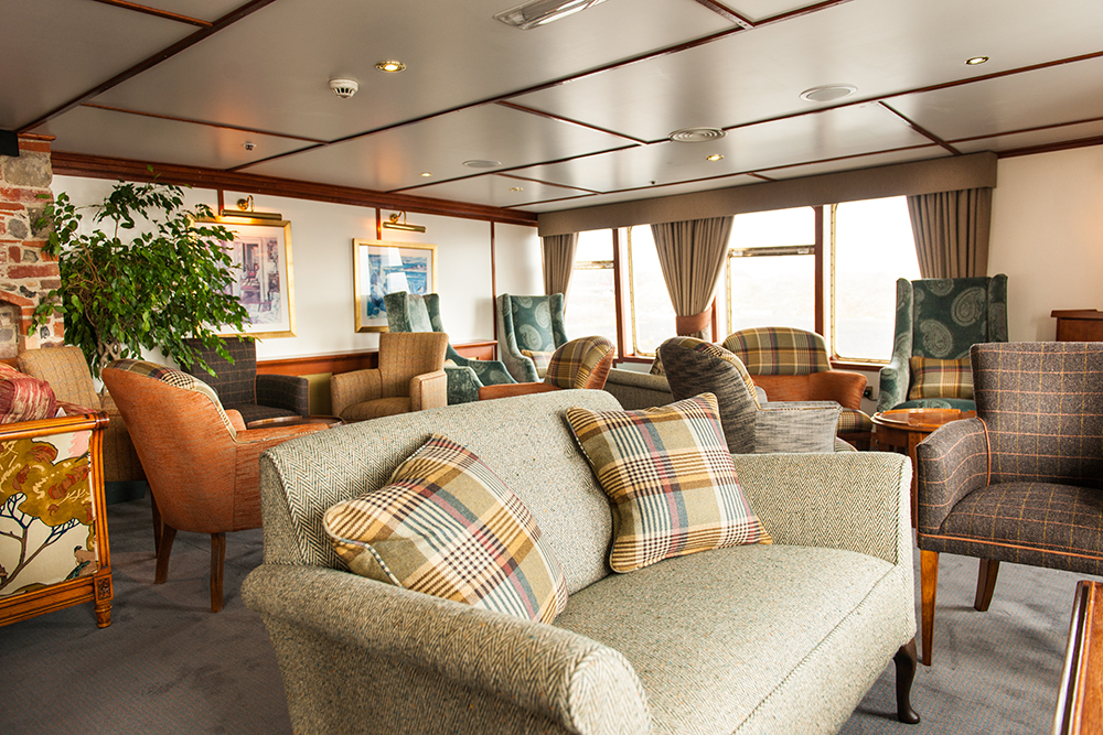 John Dick and Son 2uf8671-2 Interior Design and Furnishings Installation on Hebridean Princess