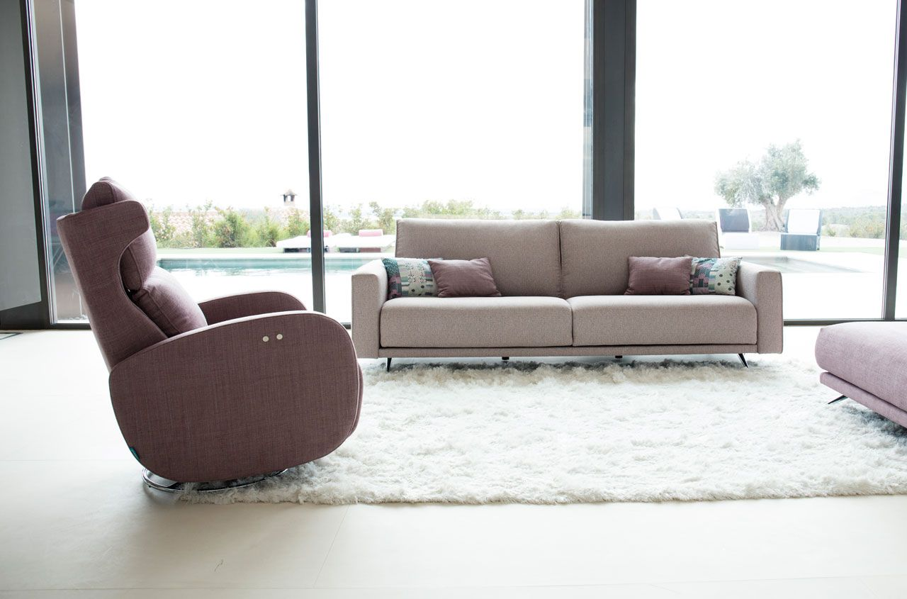 Bari Sofa & Kim chair