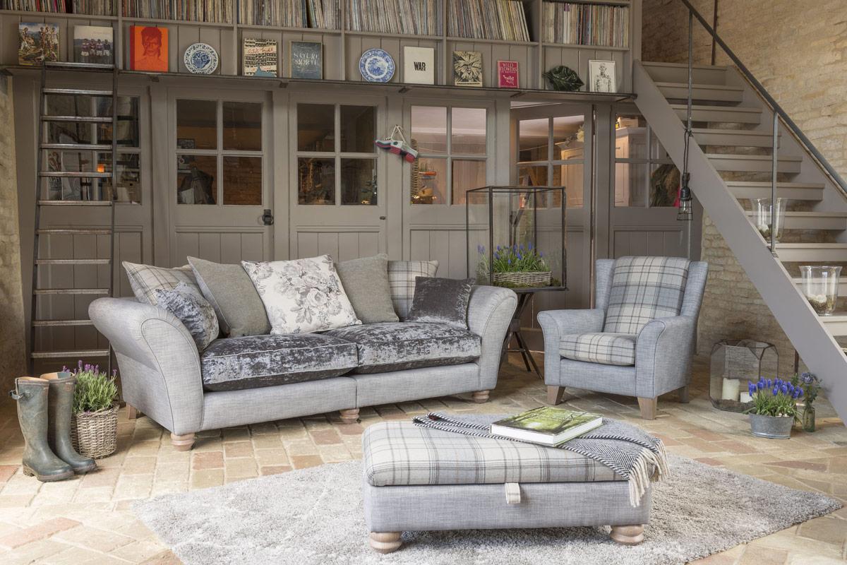 Victoria Sofa & chair