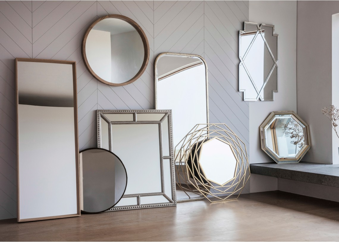 Various Wall Mirrors