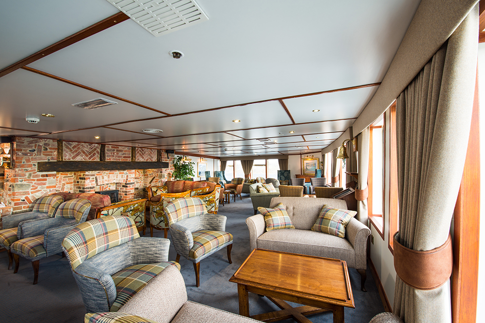 John Dick and Son mmu9639 Interior Design and Furnishings Installation on Hebridean Princess