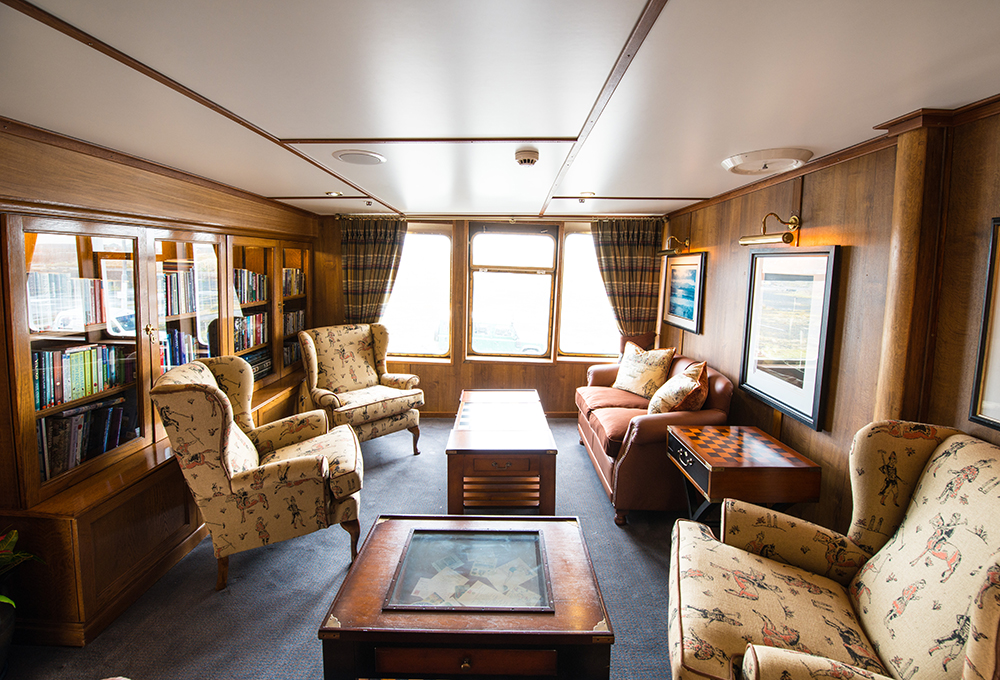 John Dick and Son mmu9668-2 Interior Design and Furnishings Installation on Hebridean Princess
