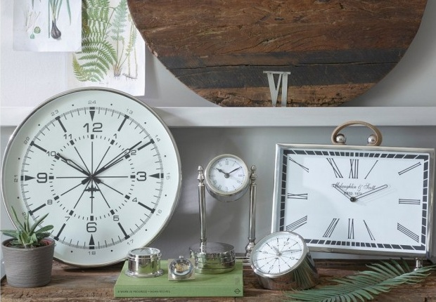 Wall and Desk Clocks
