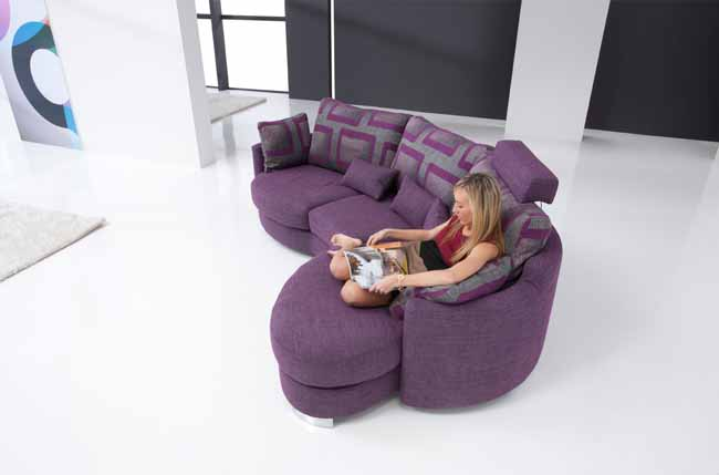 Afrika Sofa from Fama