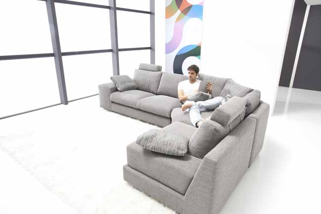 Calisto Sofa from Fama