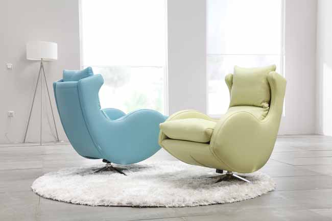 Lenny chairs from Fama