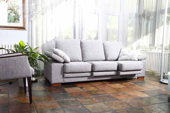 Nimbo sofa in fabric