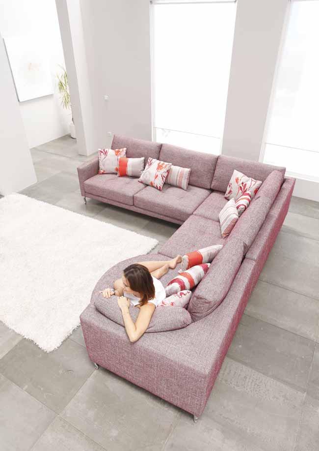 opera sofa corner fama