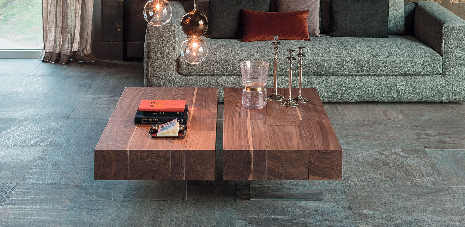 Lingotto coffee tables