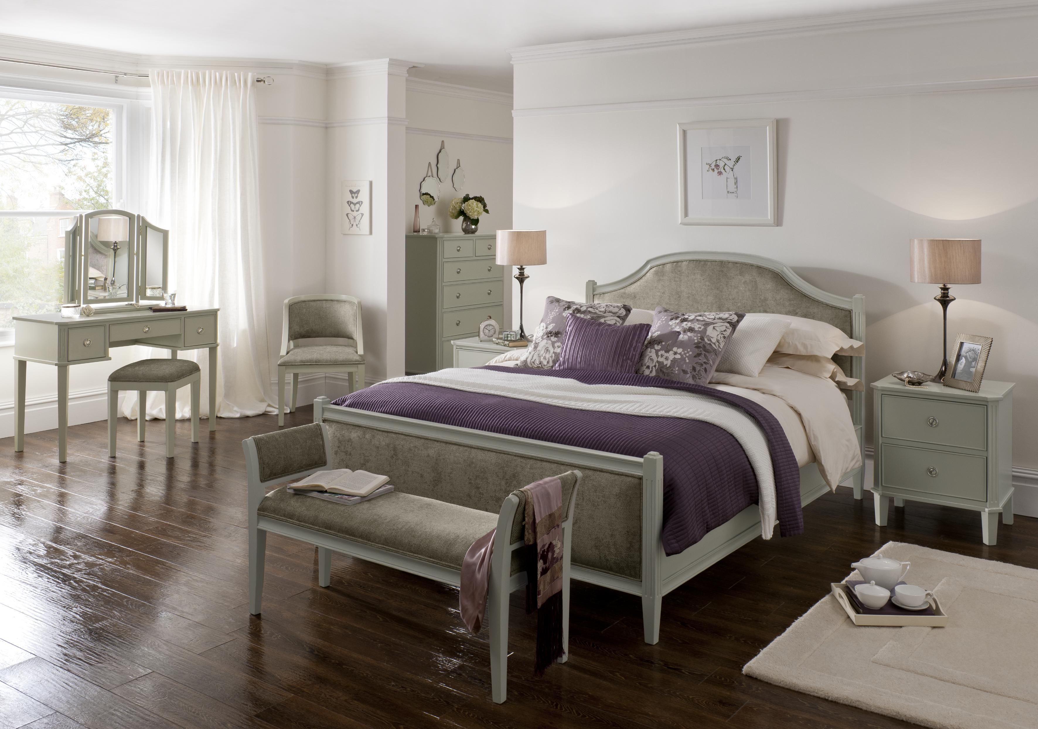Painted Bedroom Furniture Range