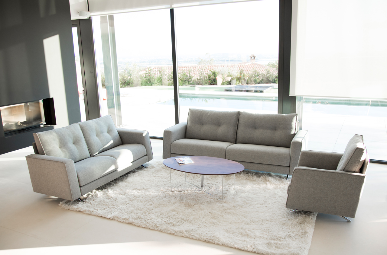 Bari Sofa range from Fama