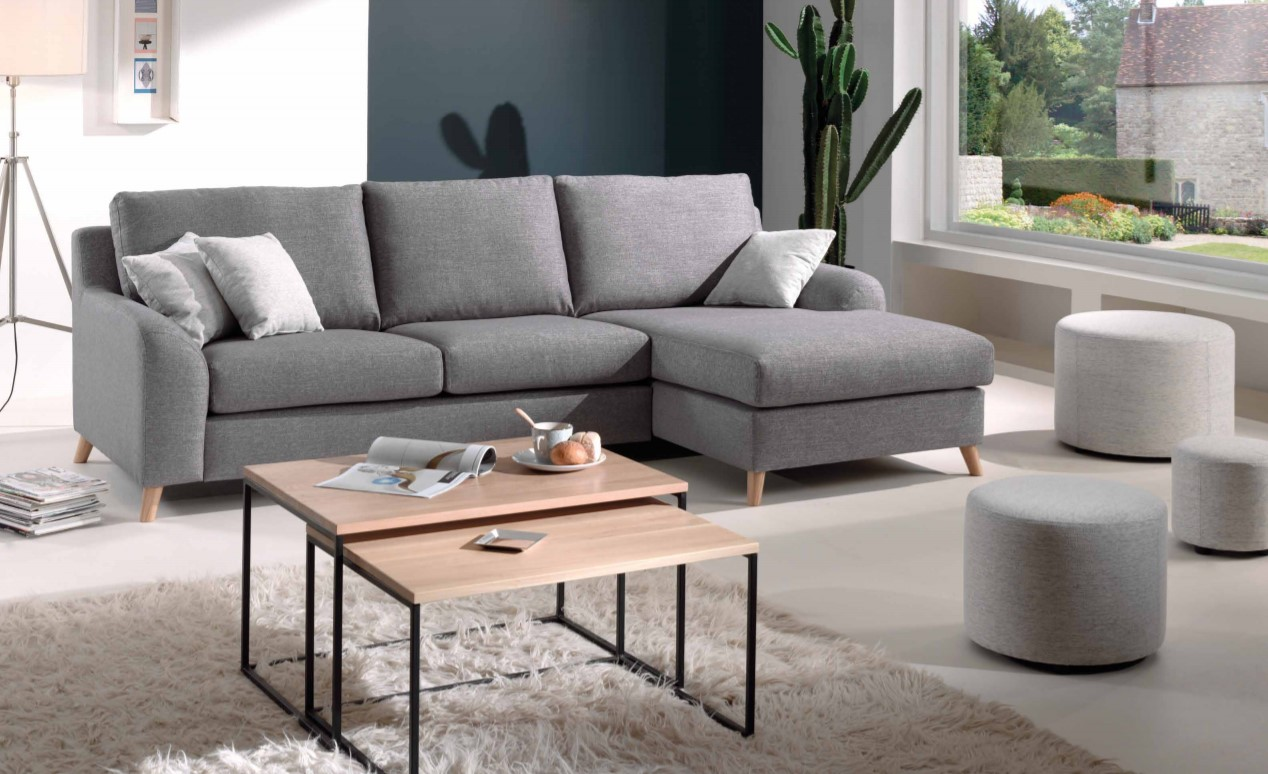 Lewis Sofa from Softnord