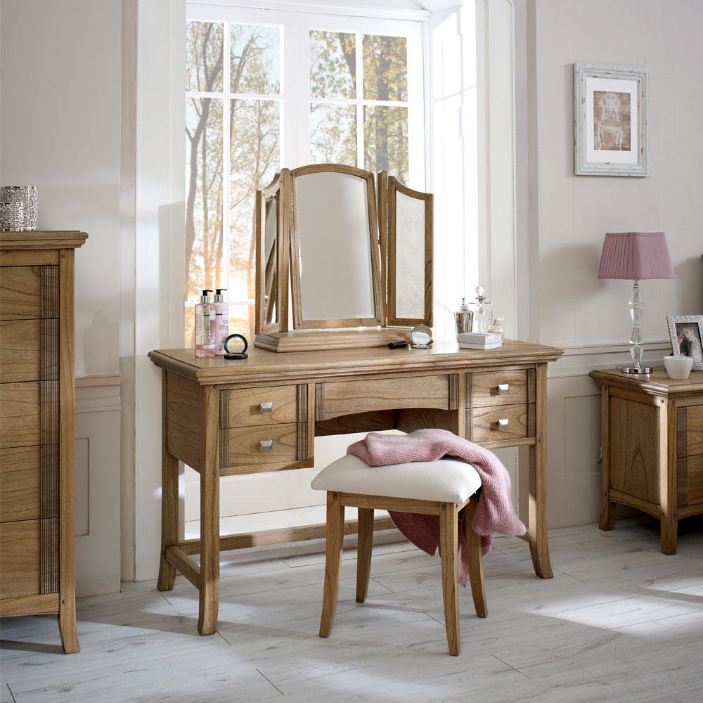 Ash Bedroom Furniture Range
