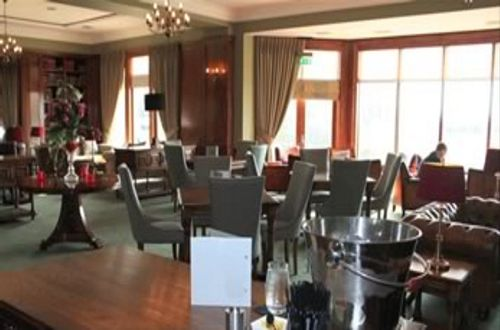 John Dick and Son royal-troon-image Transformation of Ailsa Room at Royal Troon Golf Club